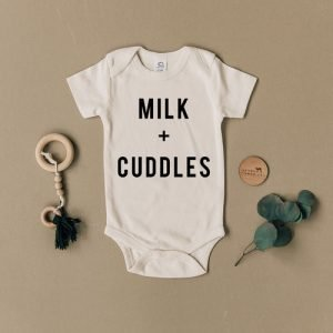 Milk Cuddles Onsie