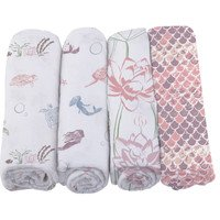 Swaddle Blankets Mermaids