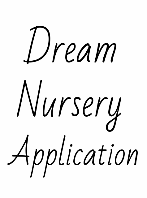 Dream Nursery Application