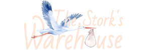 The Stork's Warehouse footer